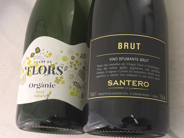 お買い得なスパークリングワイン 750ml×4本セット フランス、スペイン、イタリアのスパークリングワイン通販 日本酒ショップくるみや